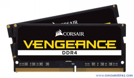 Comprar  CMSX16GX4M2A2400C16 de Corsair online.