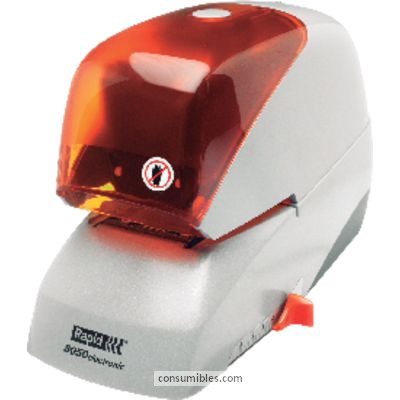 RAPID GRAPADORA ELECTRICA 5080E 80 HOJAS 5000 GRAPAS 20993411