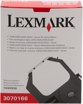 Comprar Cinta de nylon 3070166 de Lexmark online.