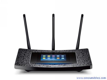 Comprar Seguridad y Redes RE590T de TP-LINK online.