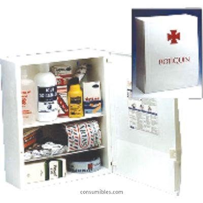 Comprar Botiquines 309105 de Bunzl online.