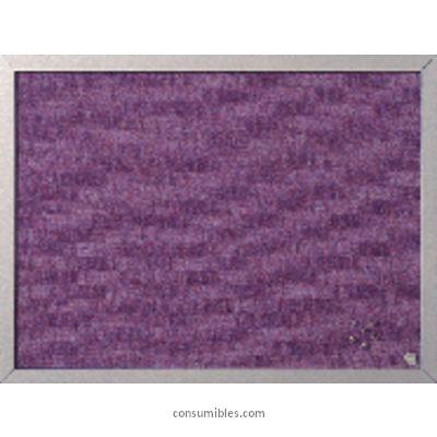 Tableros tapizados BI-OFFICE TABLERO TAPIZADO SOFT 45X60CM LAVANDA FB0469608