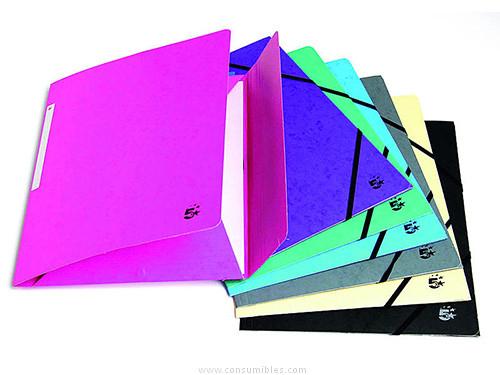 Comprar Carpetas con gomas carton 922927(1/10) de 5 Estrellas online.