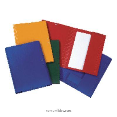 Comprar Carpetas con gomas carton 314692(1/10) de Fabrisa online.