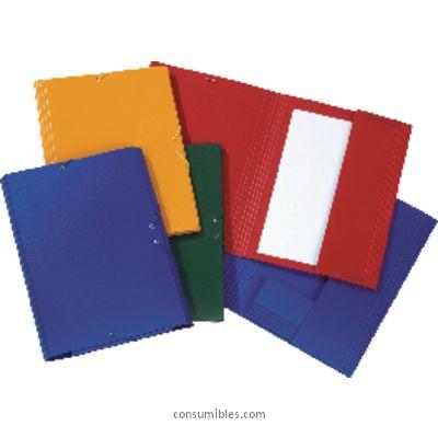 Comprar Carpetas con gomas carton 314724(1/10) de Fabrisa online.