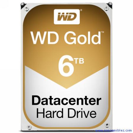 Comprar Componentes integración WD6002FRYZ de Western Digital online.