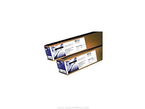 PAPEL ESPECIAL INKJET 610 MM X 457M 24 PULGADAS 1 ROLLO HP