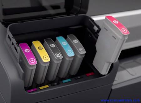 Comprar cartucho de tinta F9K02A de HP online.