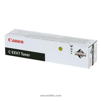 CARTUCHO DE TÓNER COPIADORA NEGRO CANON C-EXV-7