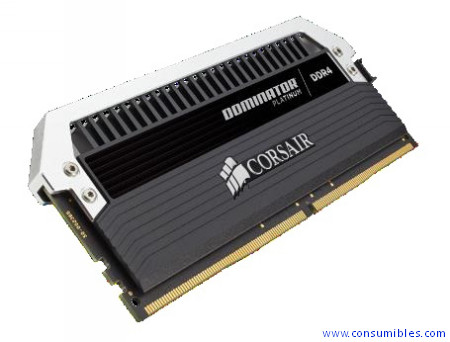 Comprar  CMD16GX4M2B3600C18 de Corsair online.