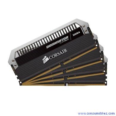 Comprar  CMD64GX4M4C3000C15 de Corsair online.