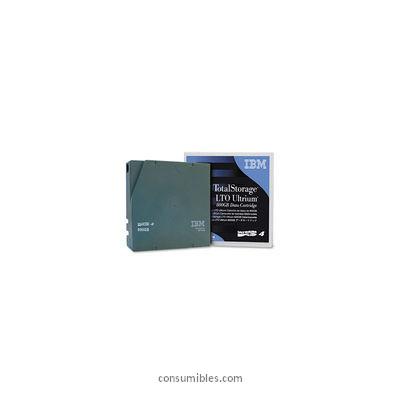 ENVASE DE 5 UNIDADESIBM CARTUCHO DE DATOS LTO ULTRIUM 4 800 GB 95P4436