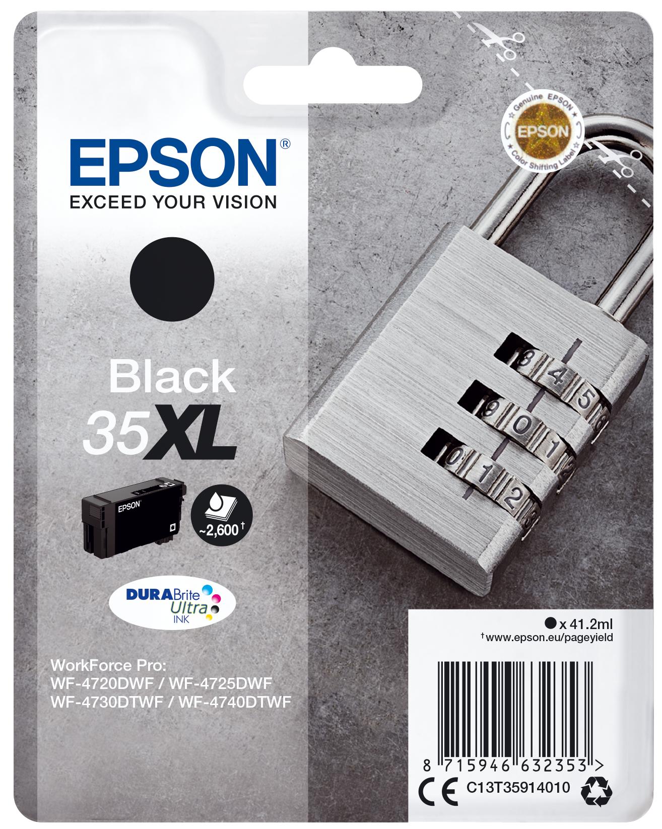 Comprar cartucho de tinta C13T35914010 de Epson online.