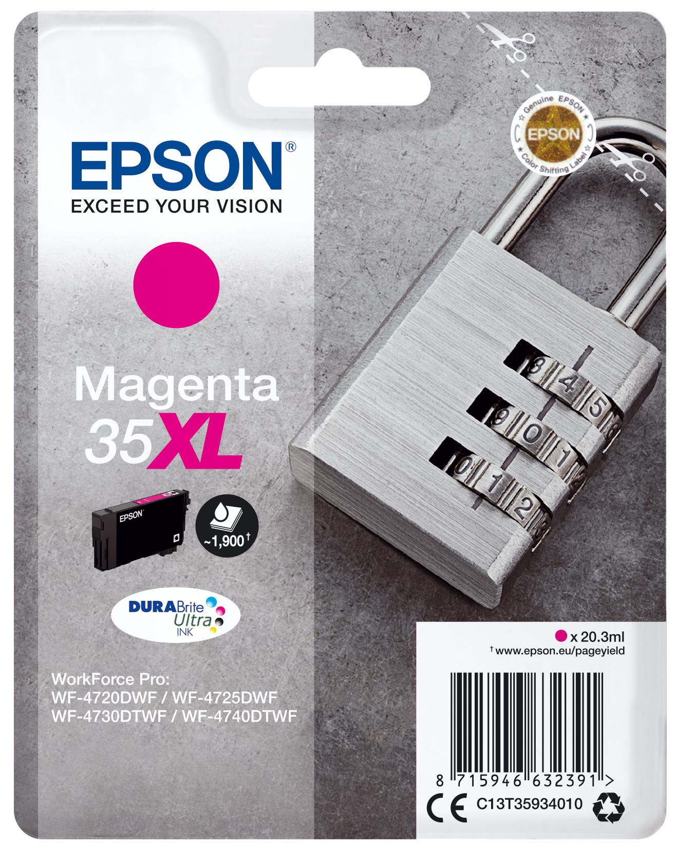 Comprar cartucho de tinta C13T35934010 de Epson online.