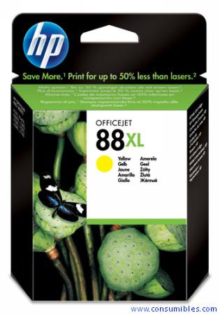 Comprar cartucho de tinta alta capacidad C9393AE de HP online.
