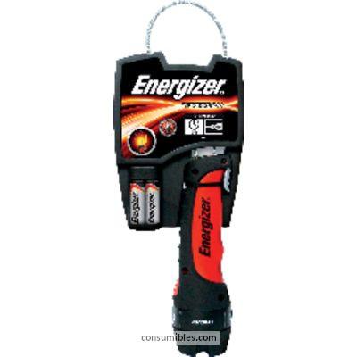 ENERGIZER LINTERNA LED CON ABRAZADERA 321X120X57 MM ANTI IMPACTOS 634860