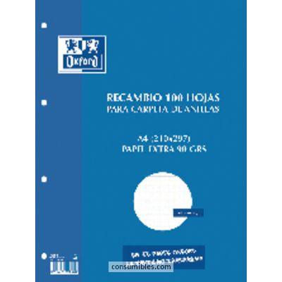 Comprar Recambio de hojas 329949 de Oxford online.