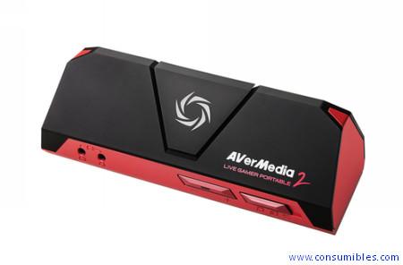 Capturadoras AVERMEDIA / LIVE GAMER PORTABLE 2 / 61GC5100A0AB
