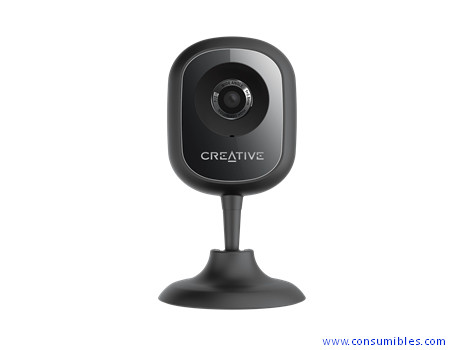 CREATIVE CAMARA IP LIVE SMART HD NEGRO