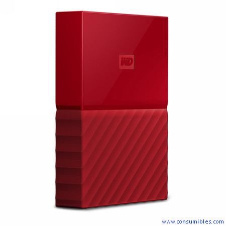 HD WD EXTERNO. 3TB RED 2.5