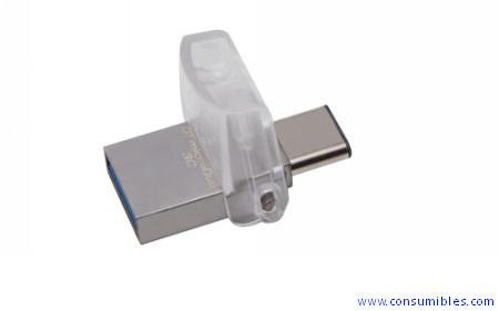 Comprar Periféricos DTDUO3C-128GB de Kingston online.