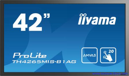 Comprar  TH4265MIS-B1AG de iiyama online.