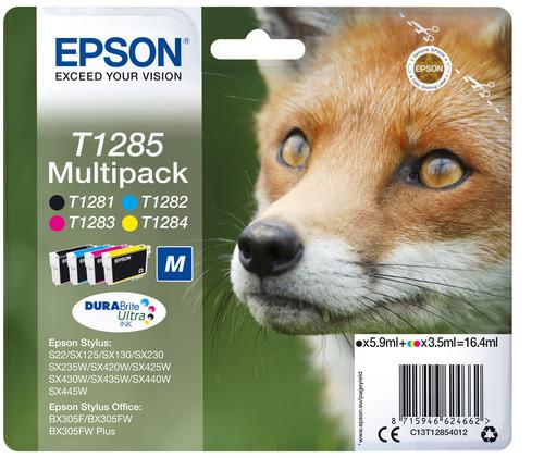 Comprar cartucho de tinta C13T12854012 de Epson online.