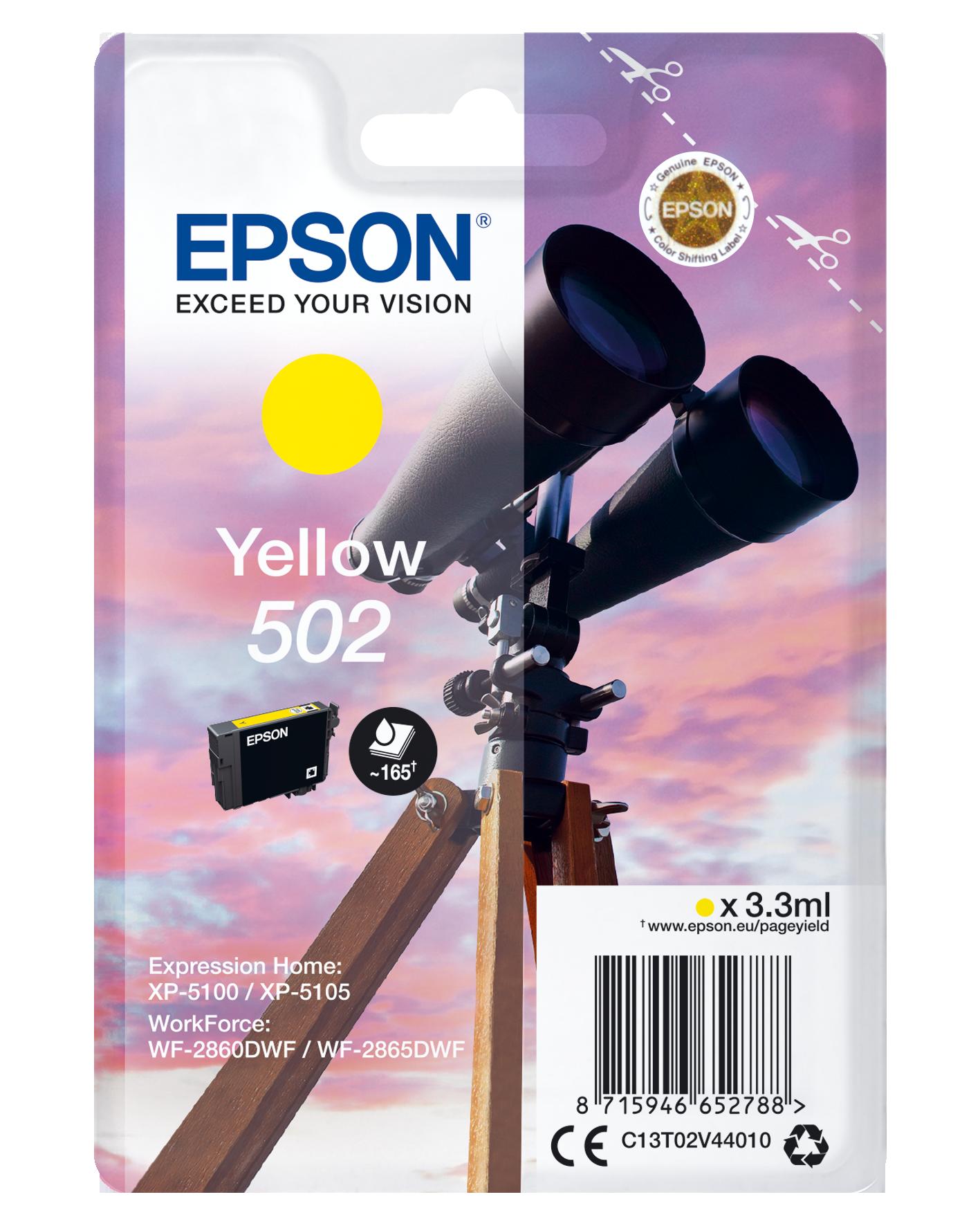 Comprar Cartucho de tinta C13T02V44020 de Epson online.