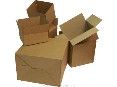 Cajas de embalaje ENVASE DE 10 UNIDADES5 STAR CAJA AUTO MONTABLE 217X172X110 345810