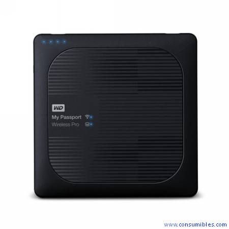 Western Digital My Passport Wireless Pro 3000GB Wifi Negro