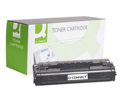 Cartucho de toner TÓNER Q-CONNECT COMPATIBLE PARA HP-1100 EP-22 C4092A -2.500PAG-