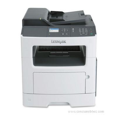 Impresoras láser o led IMPRESORA LÁSER MULTIFUNCIÓN MONOCROMO MX310DN