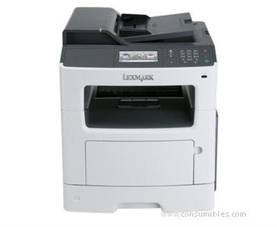 Impresoras láser o led IMPRESORA LÁSER MULTIFUNCIÓN MONOCROMO MX410DE