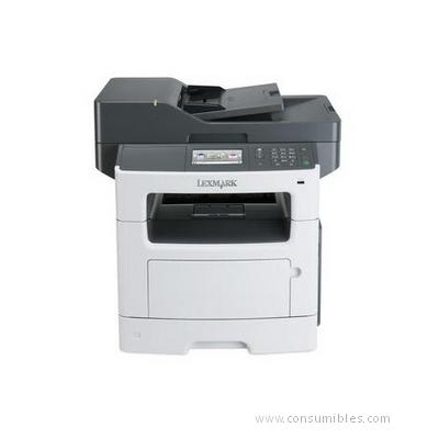 Impresoras láser o led IMPRESORA LÁSER MULTIFUNCIÓN MONOCROMO MX511DHE
