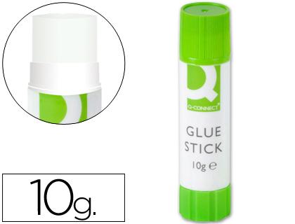 Adhesivos ENVASE DE 25 UNIDADESPEGAMENTO Q-CONNECT EN BARRA 10 GR -UNIDAD