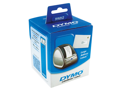 DYMO ETIQUETAS DYMO LW 89MX36 MM BLANCO S0722400