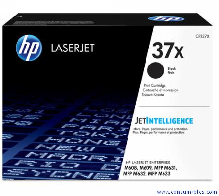 Comprar cartucho de toner CF237X de HP online.