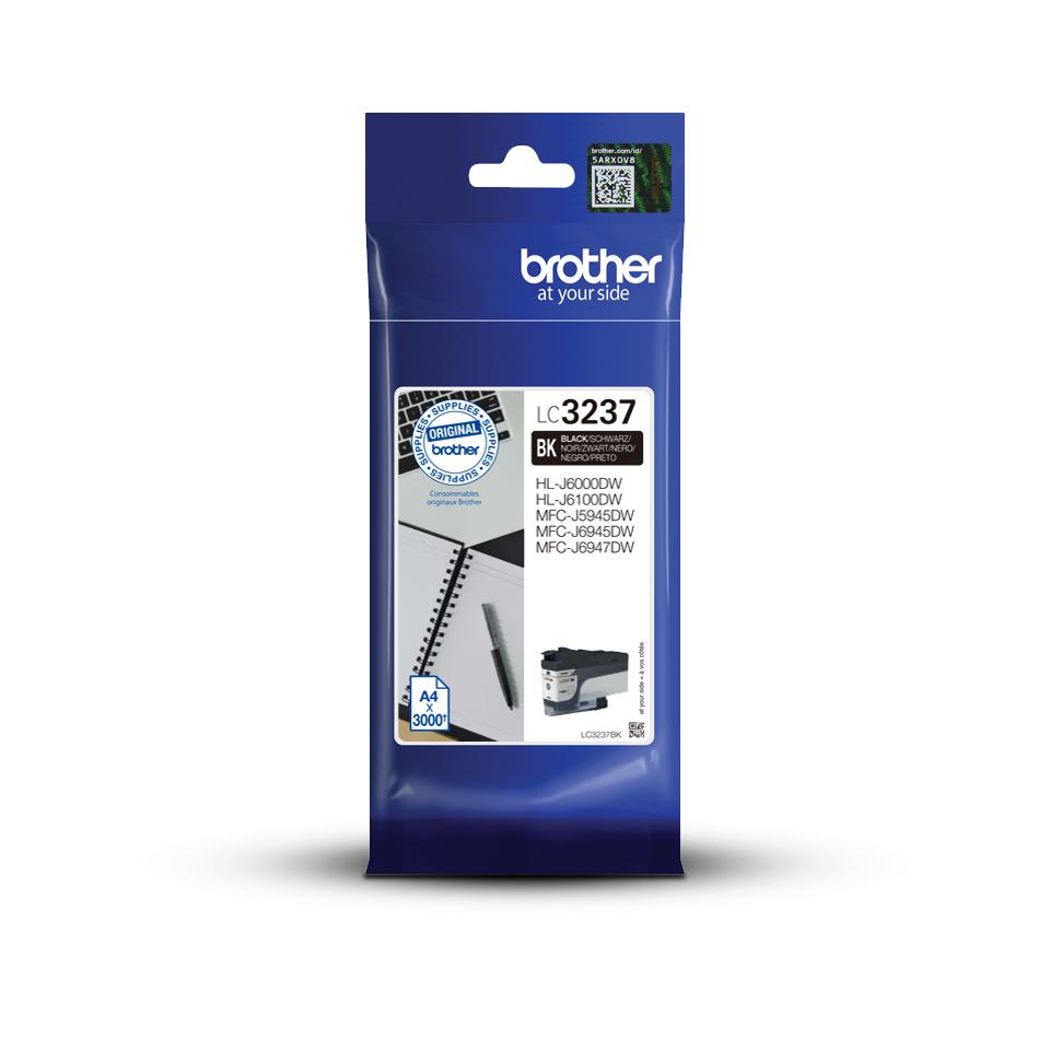 Comprar Cartucho de tinta LC3237BK de Brother online.