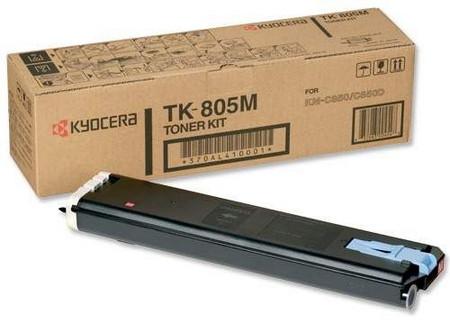 Cartucho de toner CARTUCHO DE TÓNER MAGENTA KYOCERA-MITA TK-805C
