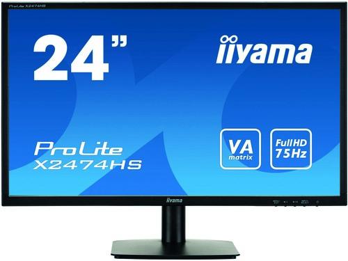 Comprar  X2474HS-B1 de iiyama online.