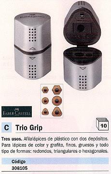 Comprar Sacapuntas 308105 de Faber Castell online.