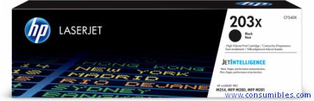 Comprar cartucho de toner CF540X de HP online.
