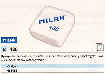 Comprar  095452(1/30) de Milan online.
