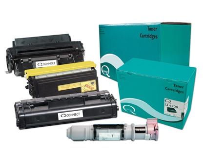 Cartucho de toner TÓNER Q-CONNECT COMPATIBLE HP LJ2300 Q2610A -6.000PAG-
