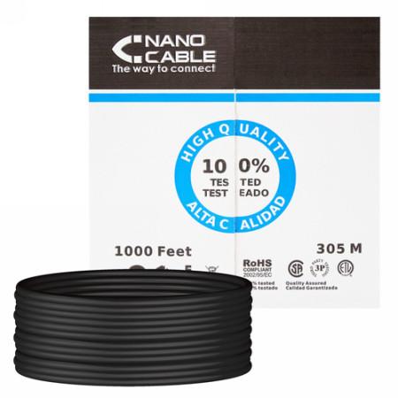 Comprar  10.20.0504-EXT-BK de Nanocable online.