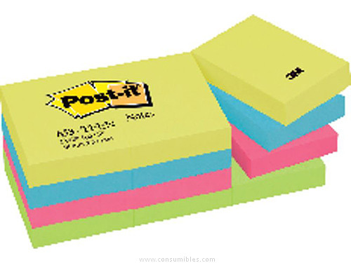 Comprar Post-it gama energia 388188 de Post-It online.