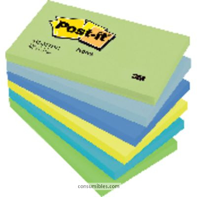 Comprar Post-it gama fantasia 388292 de Post-It online.