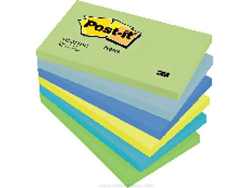 Comprar Post-it gama fantasia 388292 de Post-It online.