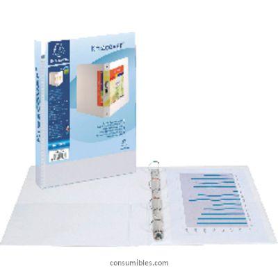 Comprar Carpetas anillas personalizables 389335(1/10) de Exacompta online.