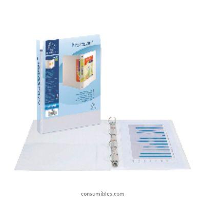 Comprar Carpetas anillas personalizables 389343(1/10) de Exacompta online.